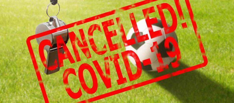 Suspension of League games