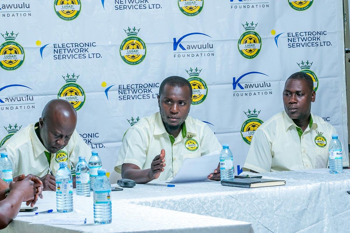 First Lugazi FC Executive Committee Meeting